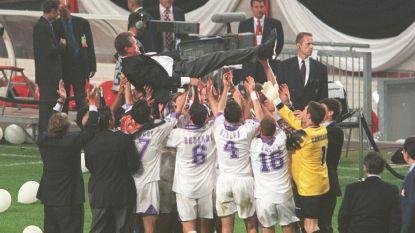 """De belangrijkste match in de historie van Real Madrid: """"De spelers aten Jupp Heynckes op voor en na de finale van 1998"""""""