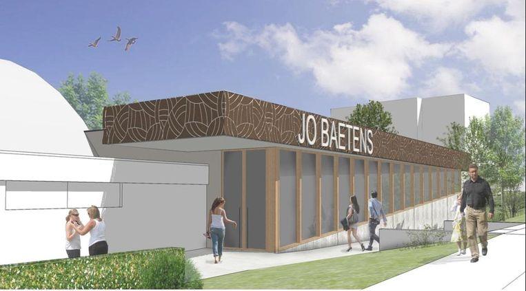 De feestzaal en cafetaria van sporthal Jo Baetens krijgen in het najaar een ingrijpende facelift.