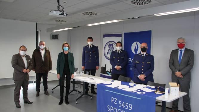 Politiezones Arro Ieper, Spoorkin en Grensleie ondertekenen samenwerkingsprotocol
