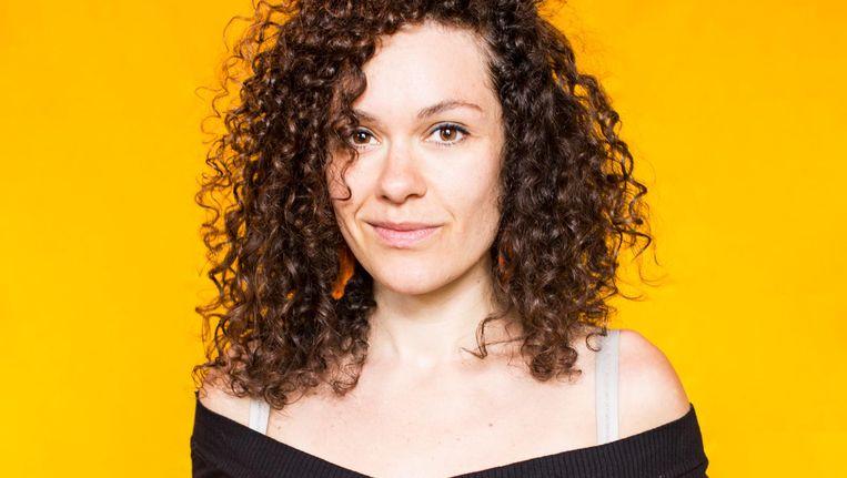 Nora Fischer: 'Ik weet wat ik de komende 1 à 2 jaar ongeveer zal doen, en daarna zie ik het wel' Beeld Eva Plevier
