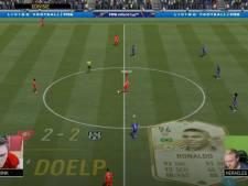 Heracles deelt gevoelige tik uit aan FC Twente in Twentse Derby in eDivisie