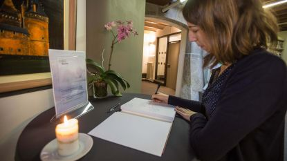 Rouwregister voor slachtoffers familiedrama
