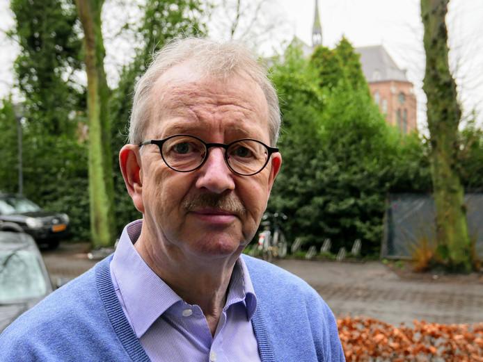 """Willem van Vossen van MUBO: ,,Laat maar komen die spullen""""."""