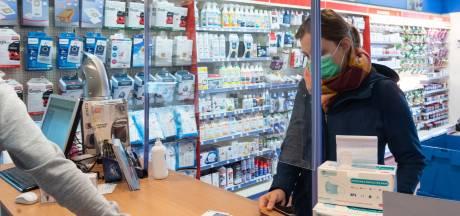 Coronazelftest wás te koop bij Handyman in Amersfoort, maar het mocht niet