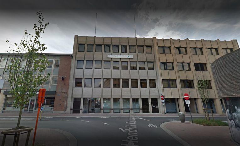 De kantoren van Familiehulp in Roeselare.
