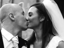 Onbekenden betalen huwelijk van terminale man
