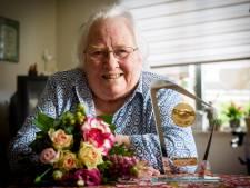 Mien Jonkers uit Bakel zestig jaar bij 'vrouwenbond'