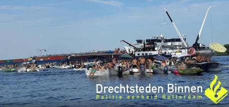 Illegale 'housefeesten' in de Biesbosch baren zorgen: 'Het is elk weekend raak'