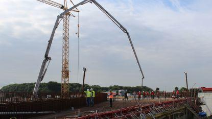 Werken oprittencomplex E40 Aalter liggen stil tot en met 4 augustus