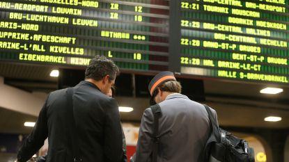 Minimale dienstverlening bij spoorstaking mogelijk vanaf 7 maart