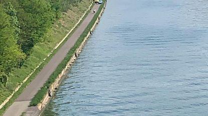 Lichaam van wielertoerist gevonden in Albertkanaal in Riemst