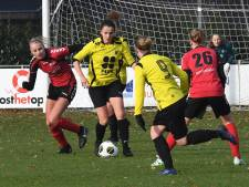 Voetbalsters SSS'18 'verdiend' onderuit in Uden