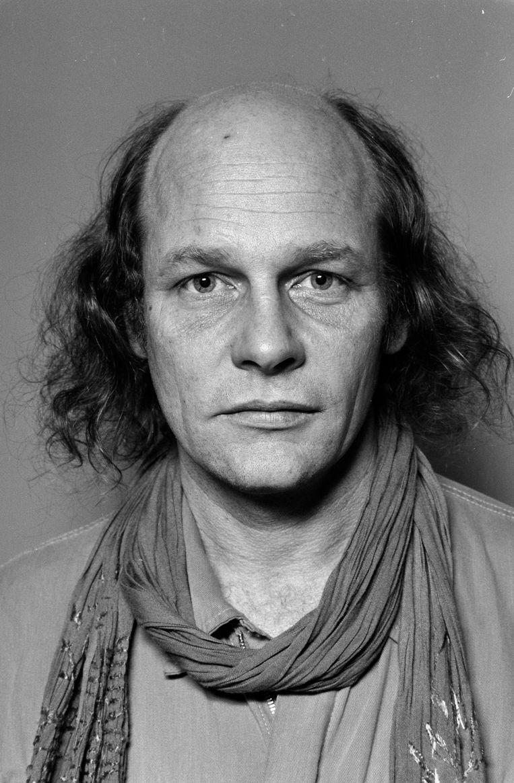 Robby Müller in 1972. Beeld Hollandse Hoogte