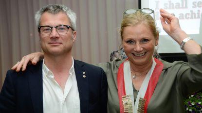 Voor het eerst vrouwelijke voorzitter bij Rotary Gistel