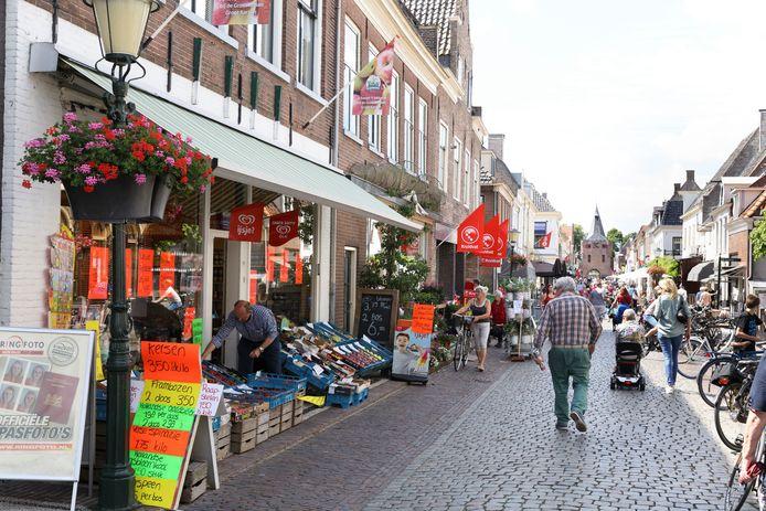 In de praktijk verandert er weinig aan de regels rondom de winkelopenstelling in bijvoorbeeld Elburg.