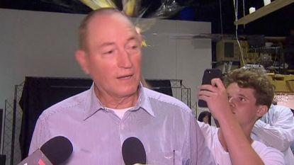 Tiener die ei kapotsloeg op hoofd Australische senator komt er met waarschuwing vanaf