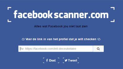 Je Facebookprofiel is voor niemand veilig: deze scanner haalt jouw oude posts boven