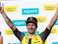 Roglic wint Ronde van Emilië, Mollema net naast podium