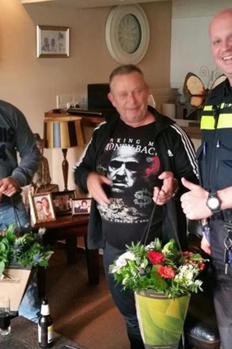 Tienerzoon (13) steekt in op moeder in Den Bosch, Bart en Bennie redden haar leven en worden bedankt