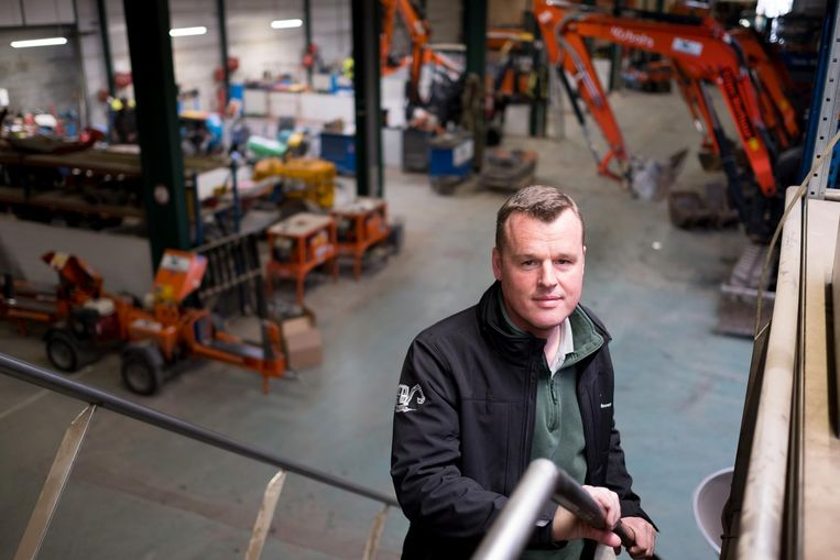 Wim Van Nuffelen van Wim Verhuur is Ondernemer van het Jaar.
