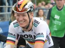 Ackermann slaat toe in eerste rit Ronde van Slovenië
