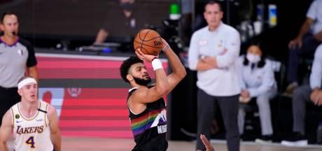 Les Nuggets reprennent espoir contre les Lakers