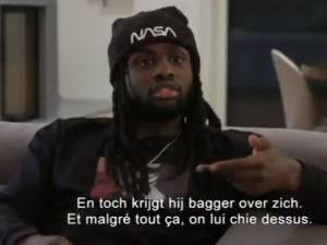 """En roue libre, Jordan Lukaku tacle les concurrents de Romelu: """"On a enterré mon frère mille fois"""""""