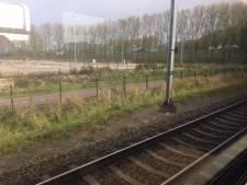 Uren wachten op een trein die niet komt