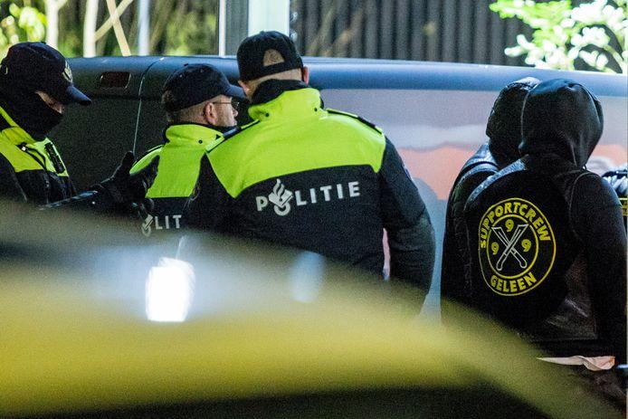 De politie deed onder meer in december 2017 in Limburg een reeks invallen in een onderzoek naar motorclub Satudarah.