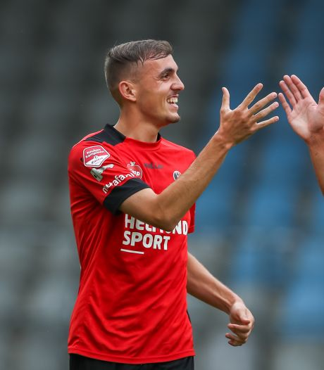 Helmond Sport slaat tweede slag op transfermarkt, middenvelder Duijvestijn tekent voor 1 seizoen