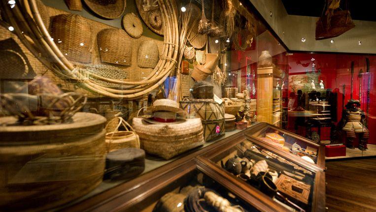 Interieur van het Tropenmuseum. Beeld ANP