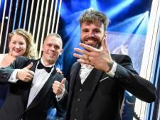 Over mijn lijk wint Televizier-Ring 2020: 'Wees lief voor elkaar, morgen is niet beloofd'