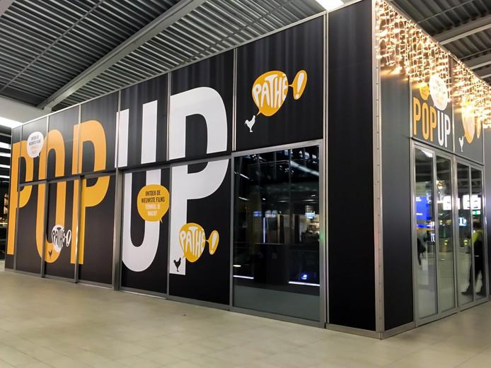 De Pop-Up Pathé op Utrecht Centraal