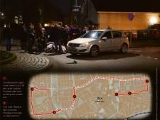 Heftige aanrijding nieuwjaarsnacht Oss: zaak aangehouden omdat verdachte er niet is