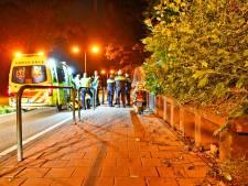 Scooterrijder zwaargewond door ongeluk in Waalre, traumahelikopter landt bij SV Valkenswaard