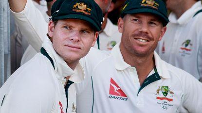 Zware straffen voor Australische cricketers, bondscoach neemt dan toch ontslag