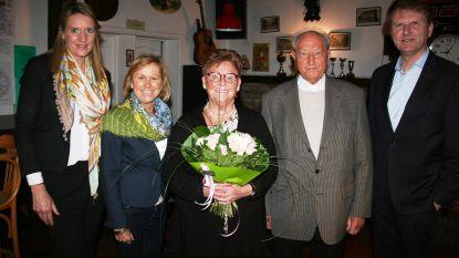 Mim en Bert vieren zestigste huwelijksverjaardag