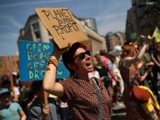 La deuxième grève pour le climat a rassemblé 7.500 manifestants à Bruxelles
