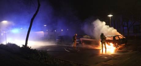 Opnieuw autobrand in Utrecht, politie gaat uit van brandstichting