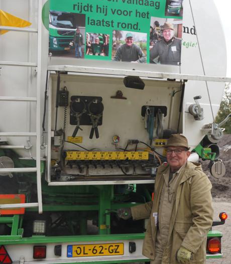 Een afscheid van de CAVV Zuid-Oost Salland in Haarle na 50 jaar