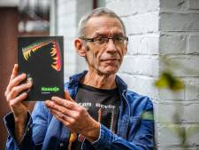 """Oud-gitarist van metalband Acid schrijft kinderboek: """"Al zijn vooral volwassenen er weg van"""""""