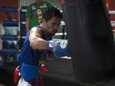 Pacquiao en Khan akkoord over datum 'supergevecht'