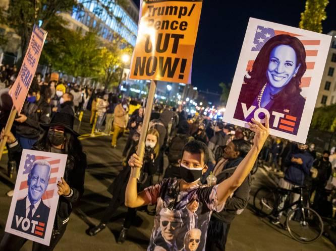 Grote incidenten blijven voorlopig uit op beladen verkiezingsdag
