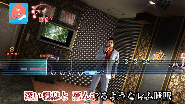 En ja hoor: karaoke!