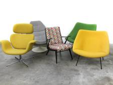 In Utrecht opent binnenkort een pop-upstore met vintage meubels