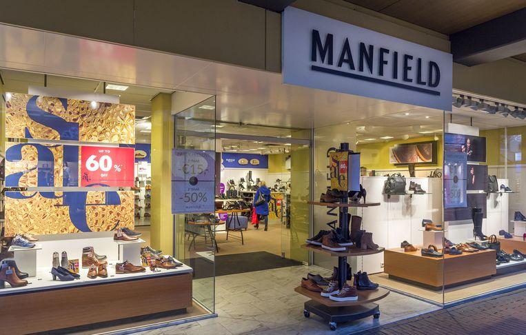 Manfield vroeg op 5 januari 2016 faillissement aan. Beeld anp