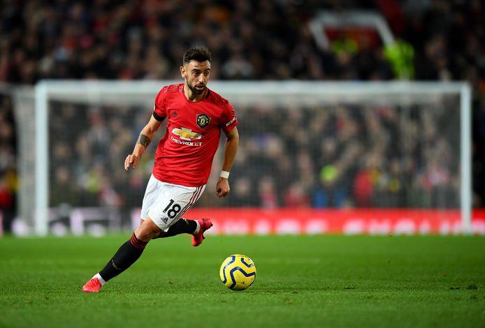 Manchester United versterkte zich deze winter al met Bruno Fernandes.