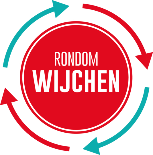 Het logo van Rondom Wijchen.