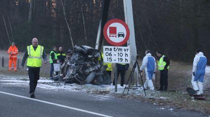 Drie doden bij verkeersongeval in Rosmalen