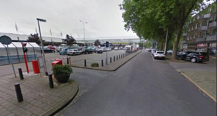 Winkelcentrum de Brusselsepoort in Maastricht
